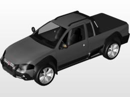 fiat recent models 3d cad model collection grabcad community
