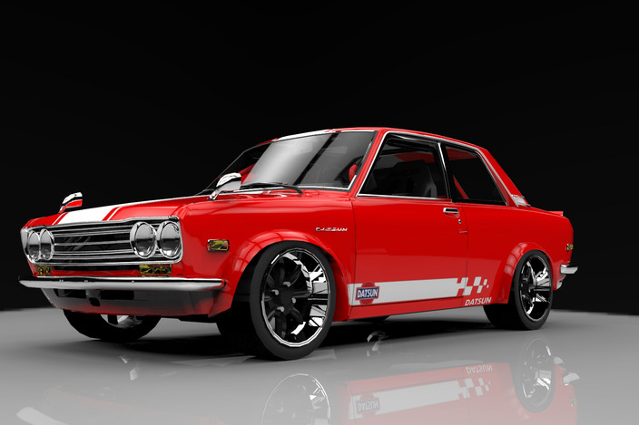Custom Datsun 510