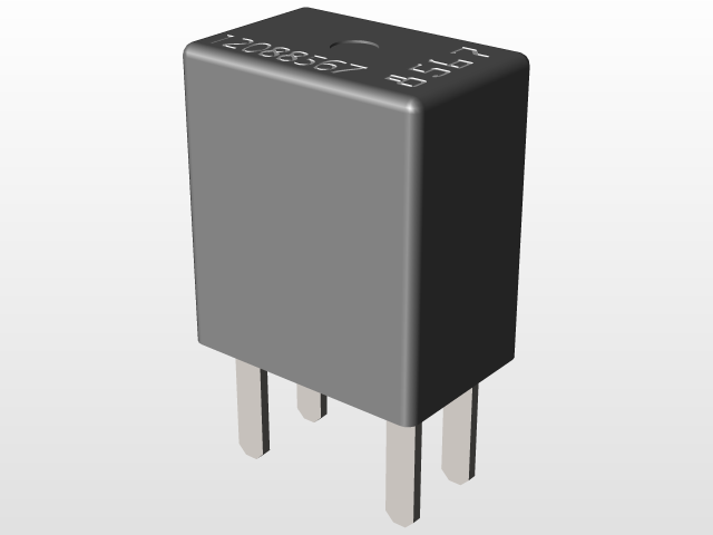 Omron 8567 automotive relay | 3D CAD Model Liry | GrabCAD on dc power relay, electronic relay,