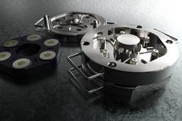 Compression mold - coupler