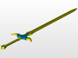 Holy Sword Excalibur- SAO/ALO