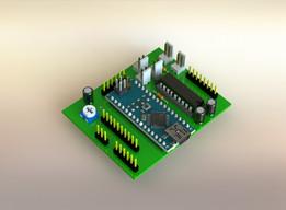 3D Printed Circuit Board(PCB)