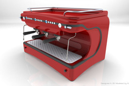 Espresso Machine (3-Group)