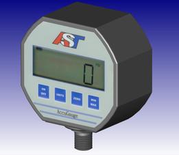 AST Test Pressure Gauge