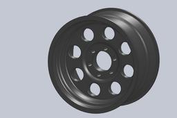 American Racing, Mojave 18x9.5 Wheel
