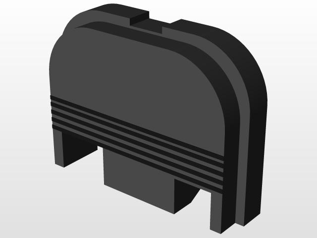 SOLIDWORKS, glock - Most downloaded models | 3D CAD Model