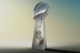 Vince Lombardi Trophy - Super Bowl Trophy