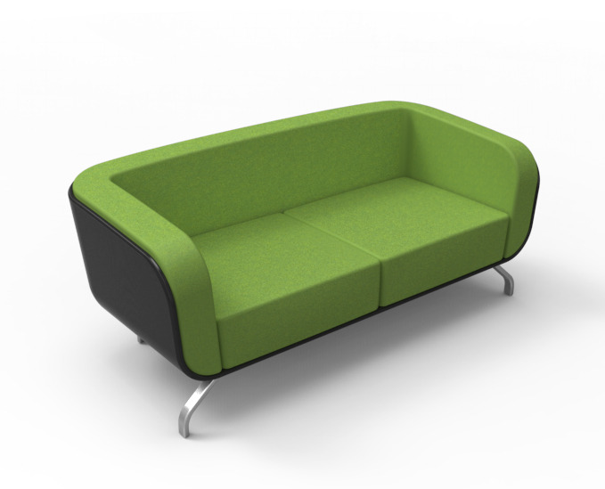 Sensational Varaschin Sofa 3D Cad Model Library Grabcad Machost Co Dining Chair Design Ideas Machostcouk