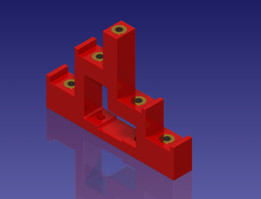 Standoff Insulator for Bus Bars-CT2-25