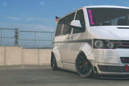 Finished Volkswagen T5 DUB-Edition