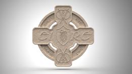 IRISH GAELIC GAA EMBLEM