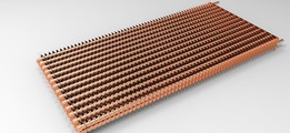 Copper Radiator (2x140mm Fans)