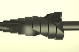Step Drill Bit (Requested)