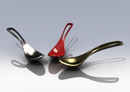 T-splines spoon