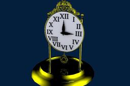 TABLE CLOCK   MAB1