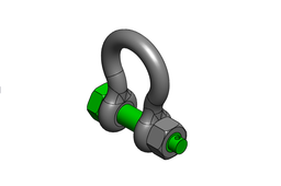 0.5t to 85t Shackle with Configurations