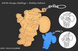 ZW3D Design Challenge – Holiday Edition