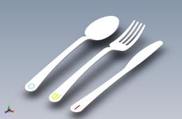 Cutlery CAD