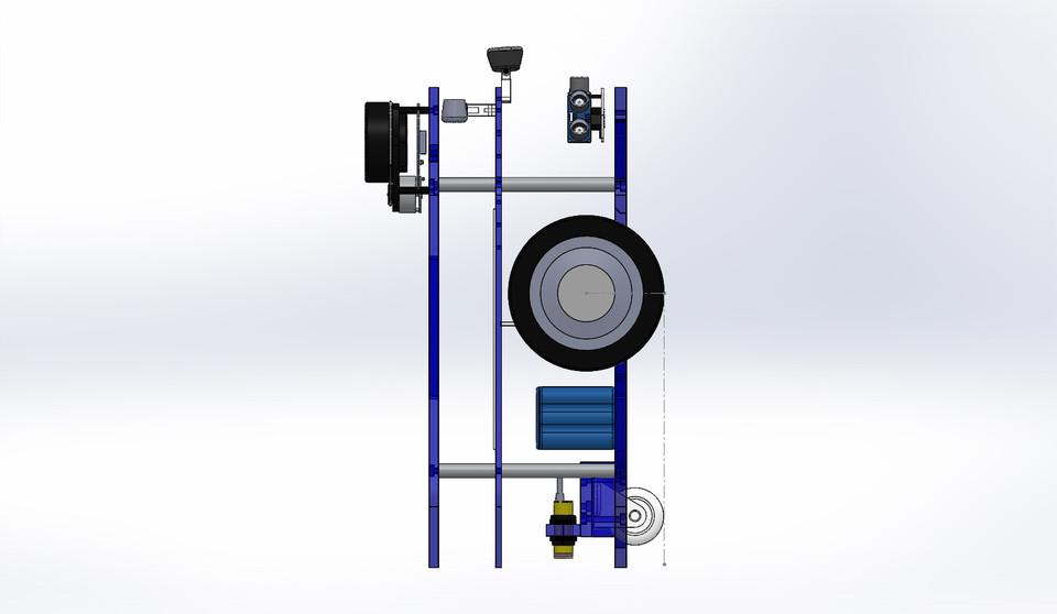 AIEDU - AI Robot Platform for Education | 3D CAD Model