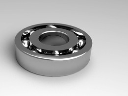 Just a try-out how see how things work ball bearing.....!