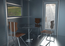 Chair model 43