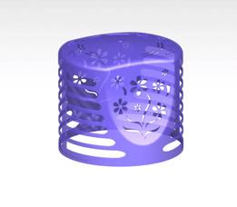 Perfune Flask Cap