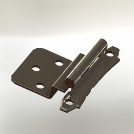 Inset Cabinet Hinge