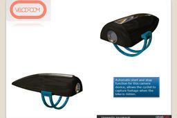 Velodroom Auto Bike Video Camera