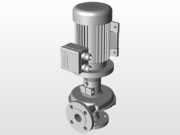 Fristam pump DN50-DN40