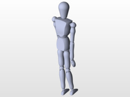 mannequin solidworks