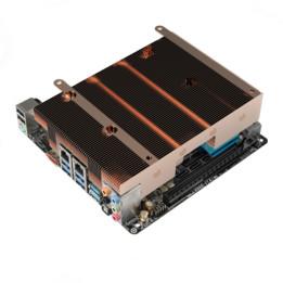 Asrock X99E-ITX/ac Custom Low Profile Heatsink