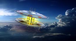 Alien Space Ship