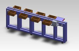 Flat Conveyor System