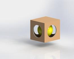 machine cube
