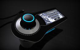 3D Connexion mouse concept