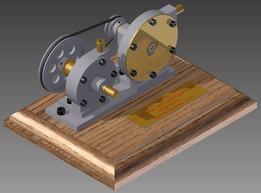 Elmer Verburg #12 Steam Turbine and Centrifugal Pump