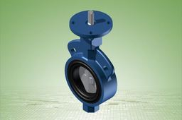 BUTTERFLY VALVE 3.0 KEYSTONE WAFER