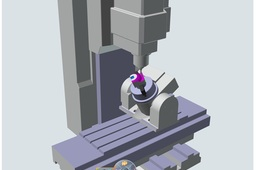 5-axis CNC machine