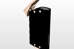 Colibri Torque LI300T000 Cigar Lighter