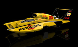H1 Unlimted Hydroplane