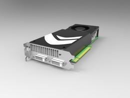 Geforce 8800 graphics card
