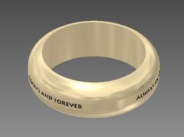 Mens Promise Ring