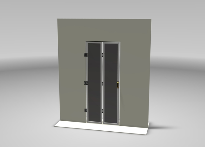 Door Concept for Mega Yacht