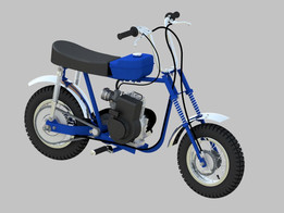 GO DEVIL MINI BIKE