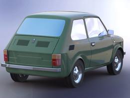 Fiat 126 p (Maluch / Centoventisei)
