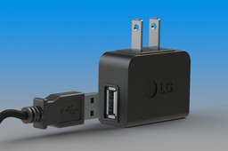 LG Phone Charger With USB Adaptor