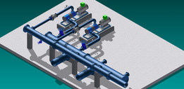 pumping station ( water supply)