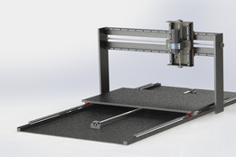 CNC for Stone working
