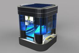 Small Terminal for City Of The Future