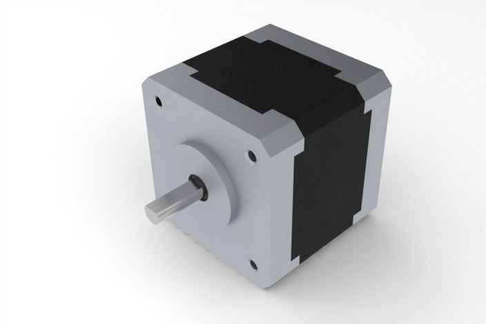42HS03 - 2-phase NEMA 17 stepper motor 0,47Nm